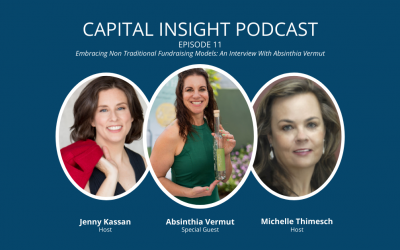 Episode 11: Embracing Non Traditional Fundraising Models With Absinthia Vermut