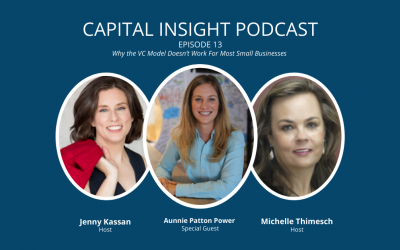 Episode 13: Aunnie Patton Power Shares Why the VC Model Doesn't Work For Most Small Businesses