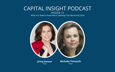 Episode 12: What You Need to Know About Investing Your Retirement Fund
