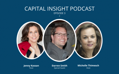 Episode 3: How Raising Money Has Intangible Benefits, Outside of Just Money