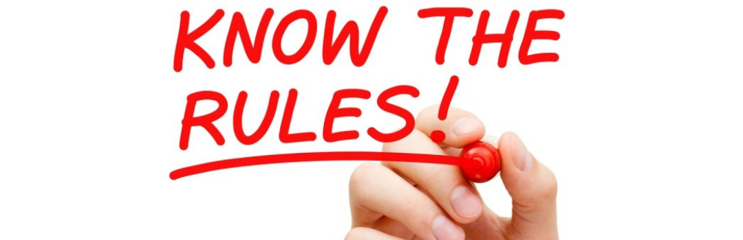 New rules—New possibilities!