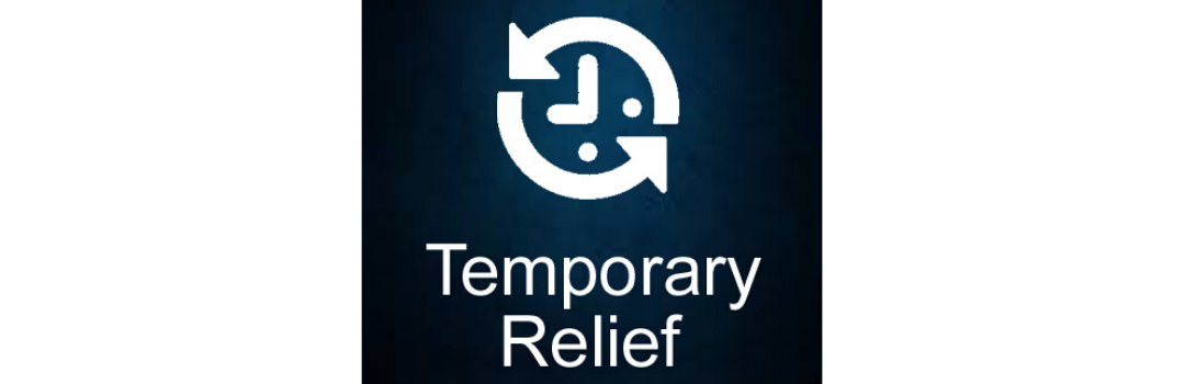 Temporary Relief for Investment Crowdfunders