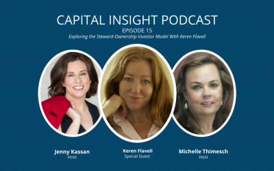 Episode 15: Exploring the Steward-Ownership Investor Model With Keren Flavell